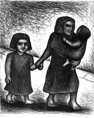 Jesus_escobedo_woman_with_children